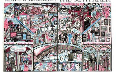 Artist John Broadley's Covers